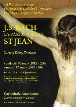 StJohnPassion
