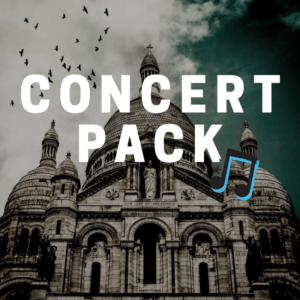 concert pack